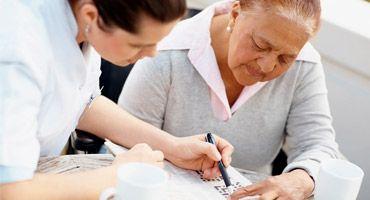 Sertifikalı Yaşlı Bakım Elemanı Hizmeti